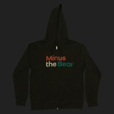 Minus The Bear Simple Hoodie