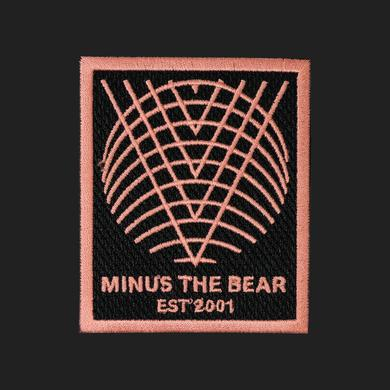 Minus The Bear Est. 2001 Patch