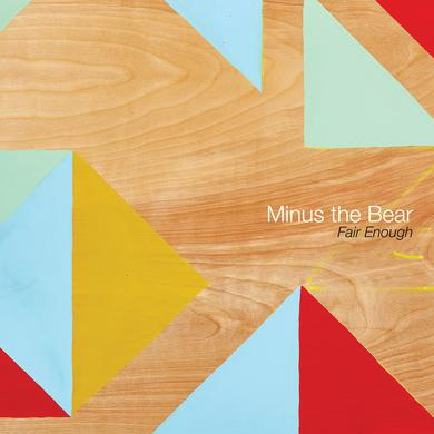 Minus The Bear Fair Enough EP - CD