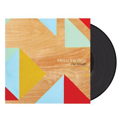 Minus The Bear Fair Enough EP - Vinyl (Black)