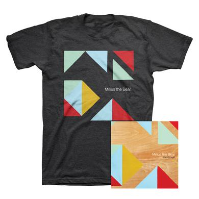 Minus The Bear Fair Enough + Tee Bundle