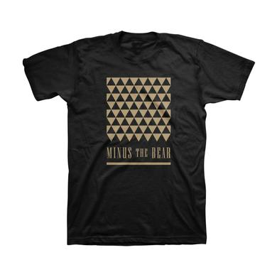 Minus The Bear Golden Menos Unisex Tee