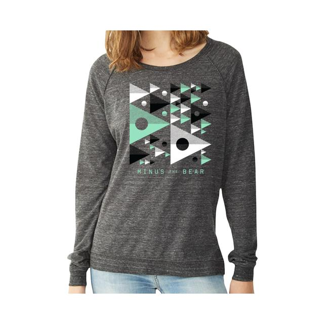 Minus The Bear MEO Girls Long Sleeve Pullover