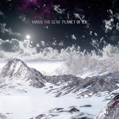 Minus The Bear Planet of Ice - CD