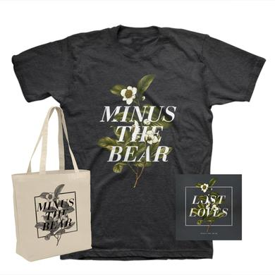 Minus The Bear Lost Loves Tee Bundle