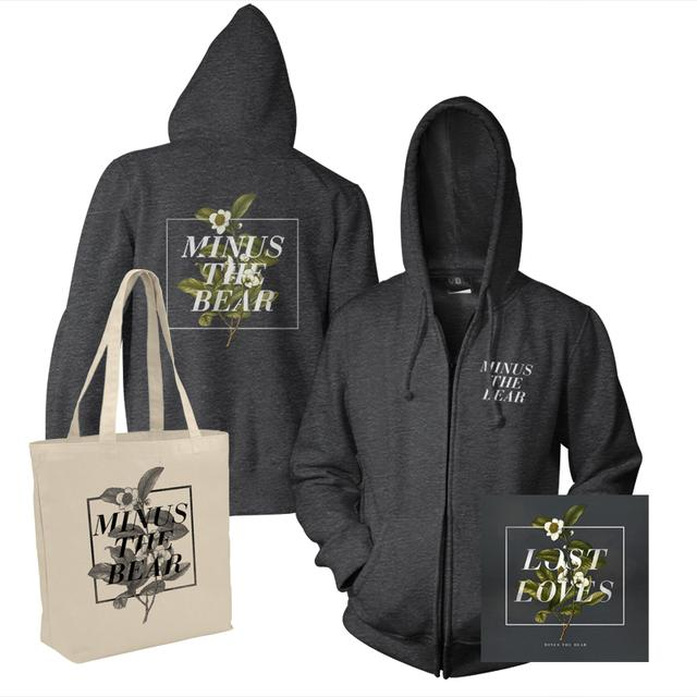 Minus The Bear Lost Loves Hoodie Bundle