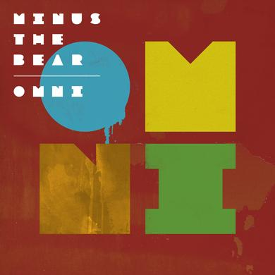Minus The Bear Omni CD