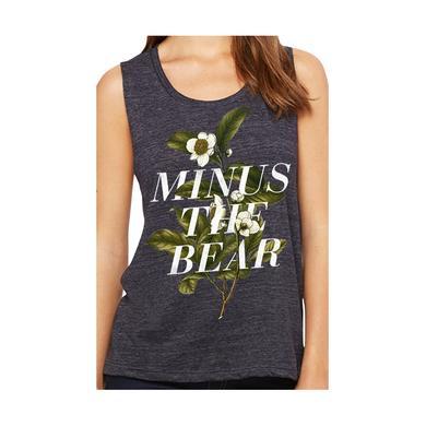 Minus The Bear Lost Loves Girls Muscle Tank