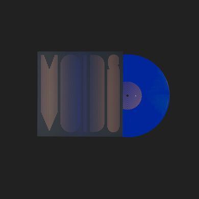 Minus The Bear VOIDS Electric Blue LP (Vinyl)