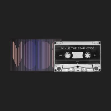 Minus The Bear VOIDS Cassette