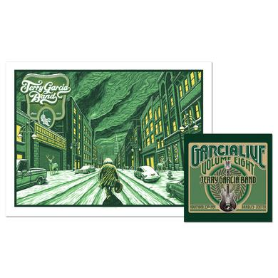 Jerry Garcia Band - GarciaLive Volume 8: Download & Poster Bundle