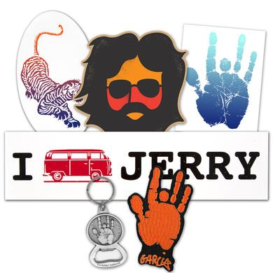 Jerry Garcia Stocking Stuffer Bundle