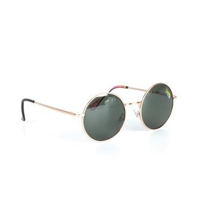 Jerry Garcia Fish Round Sunglasses with Case