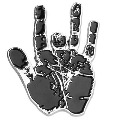 Jerry Garcia Handprint Limited Edition Lapel Pin