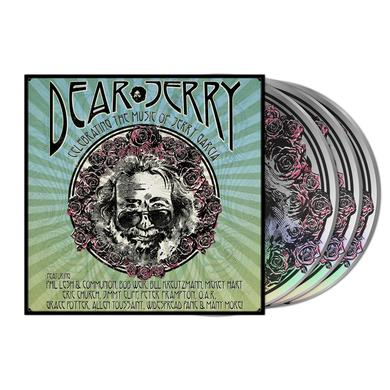 Dear Jerry: Celebrating The Music Of Jerry Garcia [2CD + DVD]