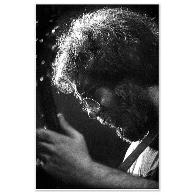 Jerry Garcia - Melkweg Club, Amsterdam October 16, 1981 by Bob Minkin