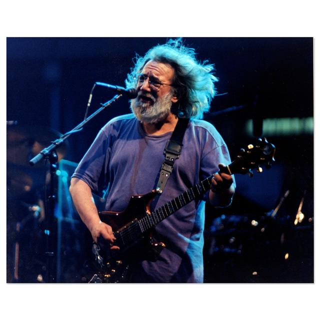 Jerry Garcia - Birdsong, 1995 by Robbi Cohn