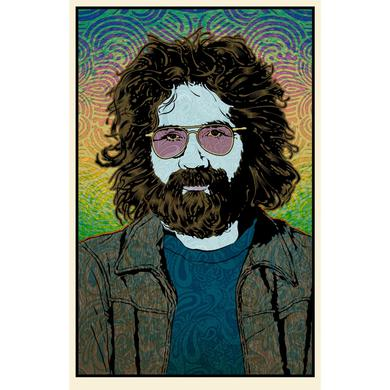 "Jerry Garcia ""Orpheus"" Limited Edition Print"