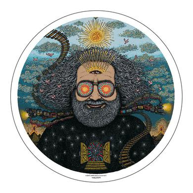 "Jerry Garcia ""Bicycle Day 2017"" Sticker"