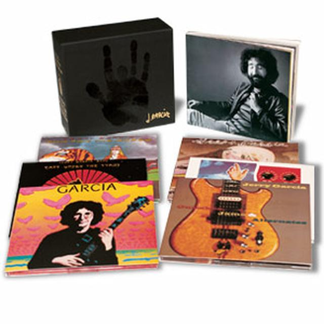 All Good Things: Jerry Garcia Studio Sessions (Box Set)  Plus Exclusive Seventh Disc