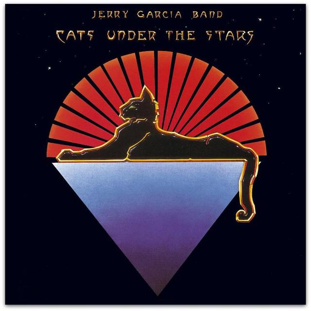Jerry Garcia Cats Under The Stars (Expanded and Remastered)