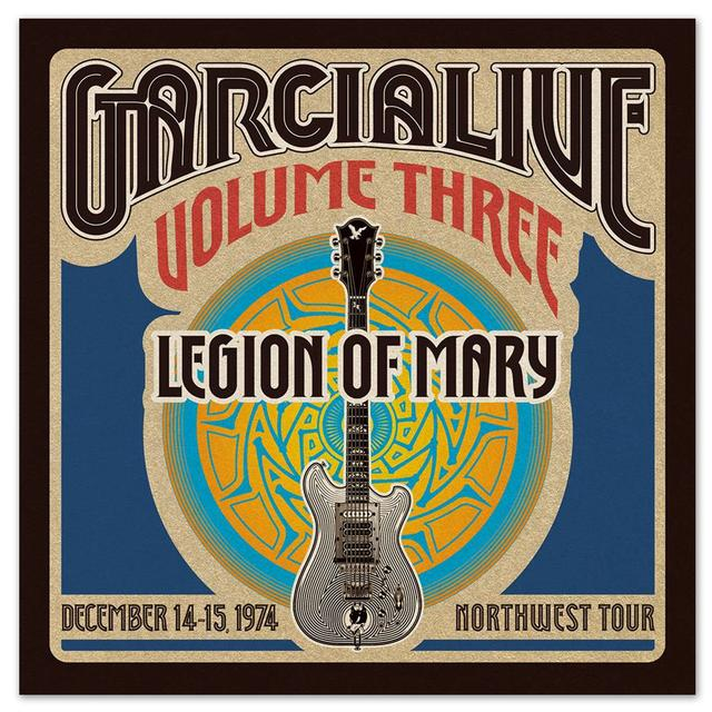 Jerry Garcia GarciaLive Volume Three: December 14-15, 1974 CD