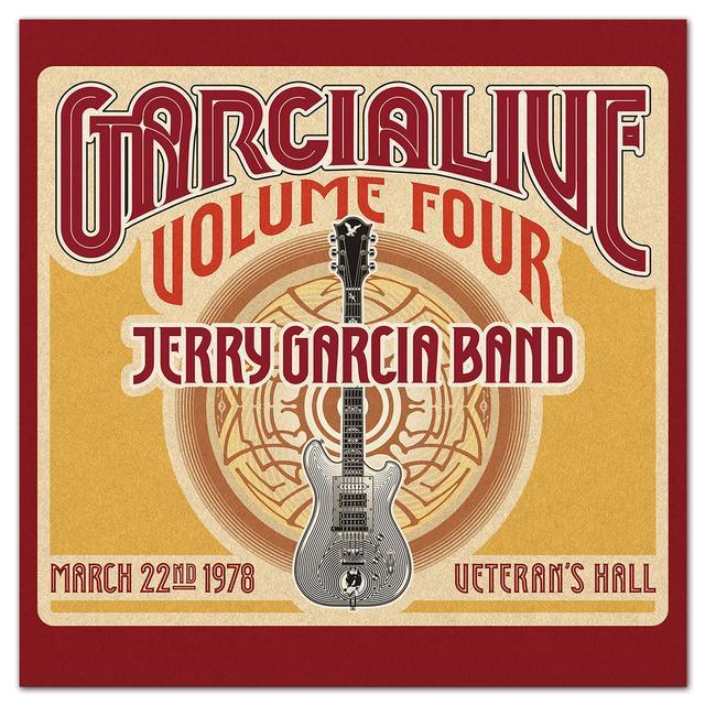 Jerry Garcia Band - GarciaLive Volume 4: 3/22/78 2-CD Set