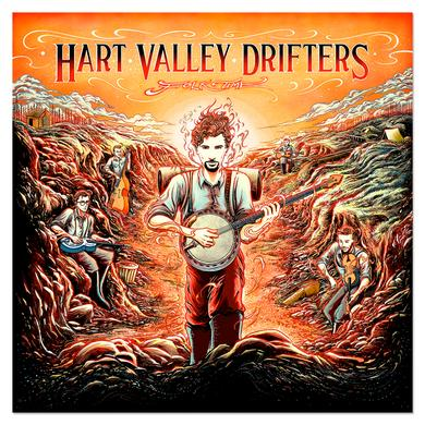 Jerry Garcia Hart Valley Drifters - Folk Time CD