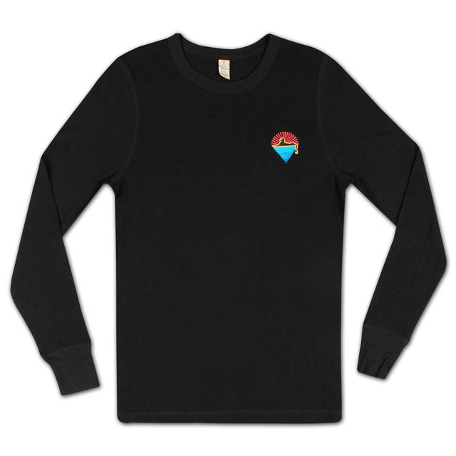 Jerry Garcia Cats Under The Stars Men's Thermal Shirt