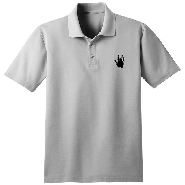 Jerry Garcia Handprint Organic Polo
