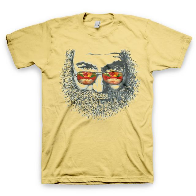 Jerry Garcia Palm Sunday Organic T-Shirt