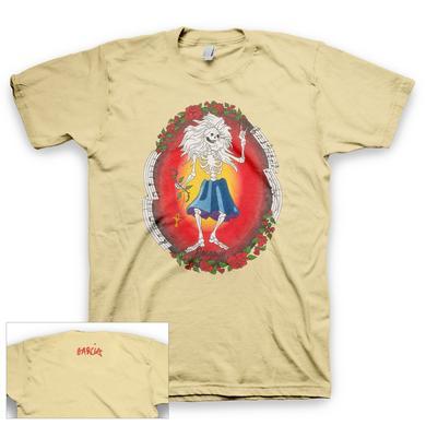 Jerry Garcia Rosebud T-Shirt