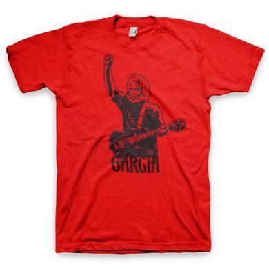 Jerry Garcia Risen Hand Organic T-Shirt