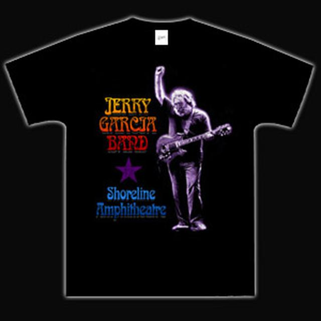 Jerry Garcia Band Shoreline T-Shirt