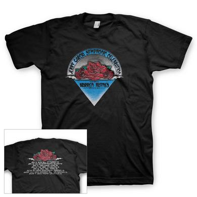 Jerry Garcia Symphonic Celebration Men's Tour T-Shirt