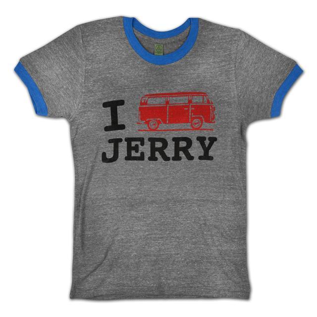 Jerry Garcia Men's T Shirt | VW Minibus