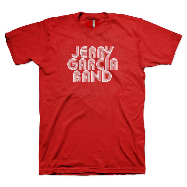 Jerry Garcia Band Vintage Logo T-shirt