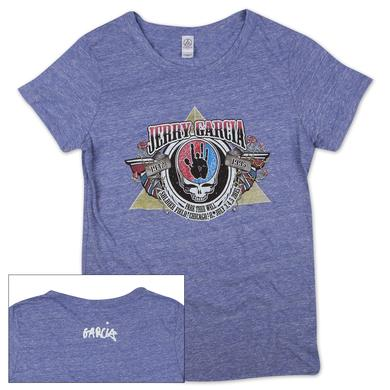 Jerry Garcia Fare Thee Well Women's Event T-Shirt