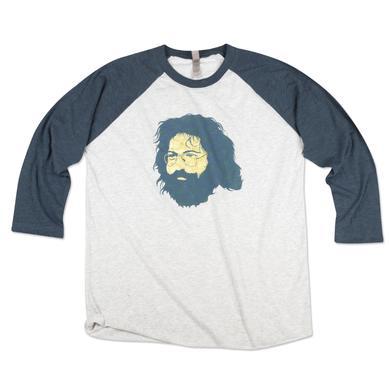 Jerry Garcia Henna Baseball T-Shirt
