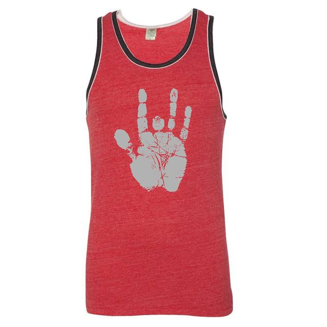 Jerry Garcia Handprint Tank Top