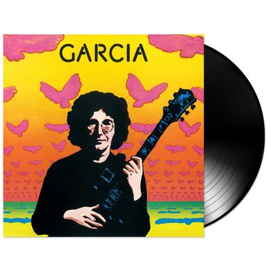Jerry Garcia Compliments LP (Vinyl)