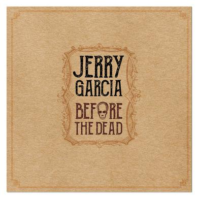 Jerry Garcia Before The Dead 4-CD Set