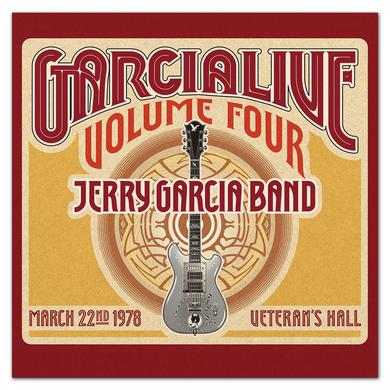 Jerry Garcia Band - GarciaLive Volume 4: 3/22/78