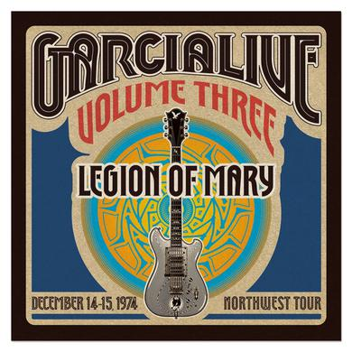Jerry Garcia Legion Of Mary - GarciaLive Volume 3: 12/14-15/74 3-CD Set