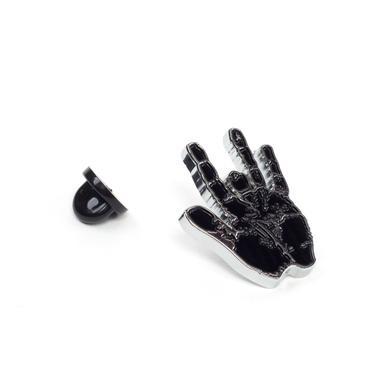 Jerry Garcia Handprint Pin