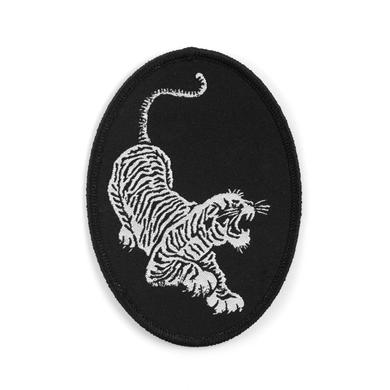 Jerry Garcia Tiger Patch