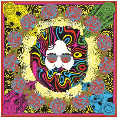 """Jerry Garcia """"Bicycle Day 2018"""" Limited Edition Print by Caitlin Mattisson and Alan Forbes"""