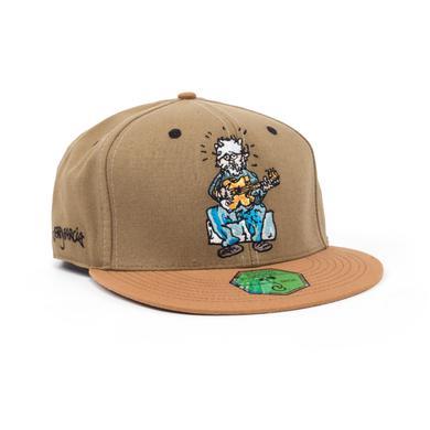 Jerry Garcia Grassroots California Grisman Strapback Hat