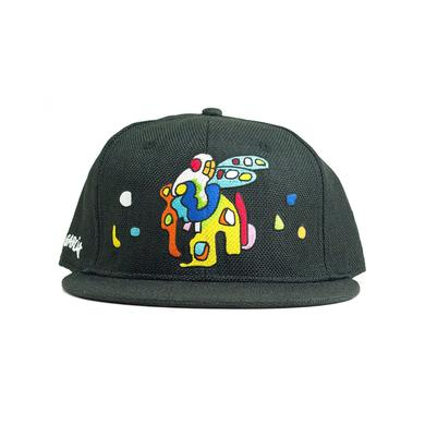 Jerry Garcia Grassroots California Space Container Snapback