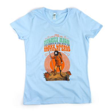 Jerry Garcia Mighty High Women's Organic Event T-Shirt
